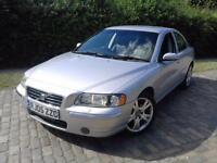 2005 Volvo S60 2.4 TD D5 SE 4dr