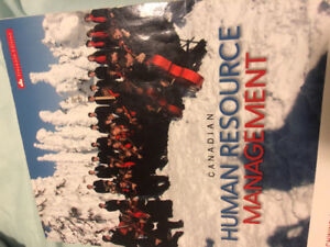 CANADIAN HUMAN RESOURCE MANAGEMENT (ELEVENTH EDITION)