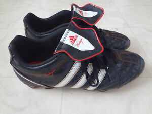 Soccer Shoes Outdoor - Adidas Size 9 1/2 US