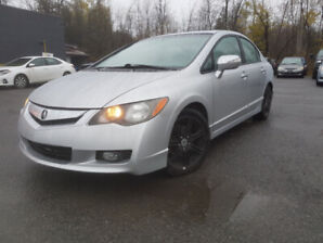 2011 Acura CSX-Safety Included