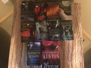 Sherrilyn Kenyon books
