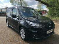 2019 Ford Transit Connect 200 L1 Limited 1.5 120ps EURO 6 PANEL VAN Diesel Manua