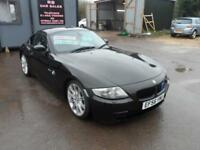 2006 56 BMW Z4 3.0i Si SPORT COUPE 2 DOOR