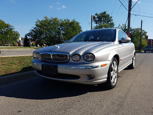 2005 Jaguar X-TYPE 3.0 Mint Navi Only 79,648 KM