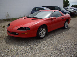 1995 Chevrolet Camaro Coupe. V6, Engine issues