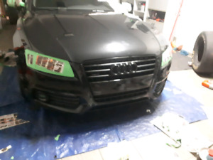 Grille  audi a5 2012