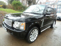 Land Rover Range Rover 3.0 Td6 auto 2004MY Vogue 12 MONTHS NATIONWIDE WARRANTY