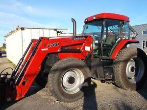 tracteur déneigement MX120
