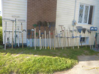 IF YOU NEED GARDENING,LANDSCAPING & OUTDOOR TOOL I HAVE LOTS
