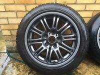 "BMW M3 18"" OEM ALLOYS"