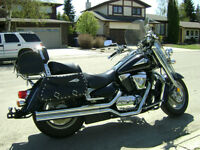 2004 -Suzuki 1500 Intruder for Sale