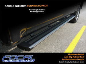 Side step Bars Runningboards for 2004-2014 Ford F-150