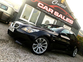 BMW M5 5.0 V10 SMG 507BHP *FULL SERVICE HISTORY**2 OWNERS* FINANCE PARTX??