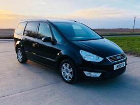 Ford Galaxy 2.0TDCi ( 140ps ) Powershift 2011(11)REG**ZETEC**7 SEATS**