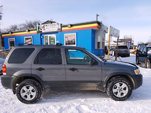 2005 FORD ESCAPE 4WD XLT MODEL