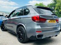 2018 BMW X5 3.0 M50d Auto xDrive (s/s) 5dr SUV Diesel Automatic