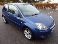 Ford Fiesta 1.25 2007.25MY Zetec Climate 46,000 miles