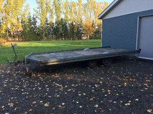 Trailer for sale. Must go by this weekend.