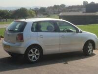 Volkswagen Polo 1.2 ( 70PS ) 2008MY Match
