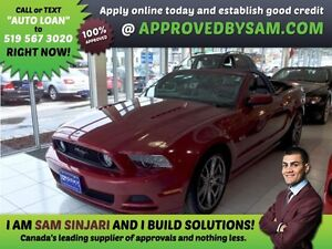 MUSTANG -APPLY WHEN READY TO BUY @ APPROVEDBYSAM.COM