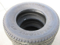 NEW Firestone Transforce HT LT275/70R18 E-rated 10 ply tires