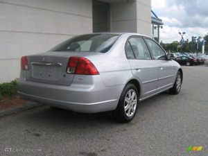 Honda Civic 5 speed manual 2003