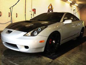 Toyota Celica GT 2000 avec moteur JDM (Transmission à réparer)
