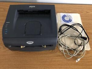 Imprimante Brother Lazer noir HL-2070N réseau