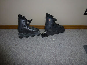 Skate Attack Size 10
