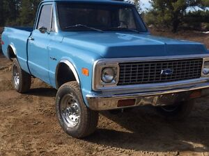 1972 C-10 4x4