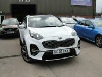 2020 20 KIA SPORTAGE 1.6 GT-LINE S ISG 5D 175 BHP