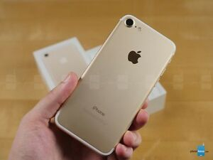 Like brand new IPhone 7 gold