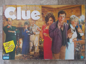 1998 Clue Board Game-complete London Ontario image 1