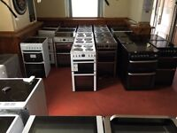 Graded & Refurbished Electric Cookers for sale from £99