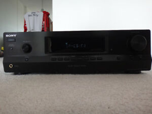 Sony STR-DH100 90 Watts per Channel Stereo Receiver