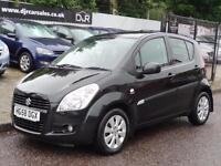 2008 58 SUZUKI SPLASH 1.2 GLS PLUS 5D 74 BHP DIESEL