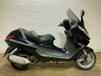 Piaggio X8 125 2005 SPARES OR REPAIR GREAT RUNNING SCOOTER RIDES WELL