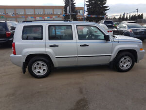 2010 Jeep Patriot 4X4*ONE OWNER-NO ACCIDENT