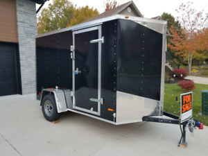 2018 RC V-Nose Enclosed Cargo Trailer
