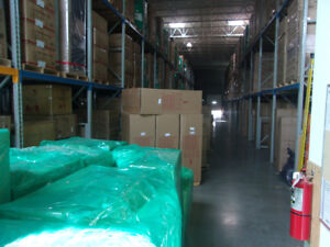 10,000 Sq. Ft. Warehouse Space available for Lease in Langley