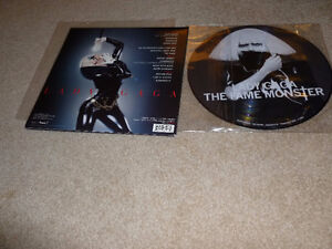 Lady Gaga Fame Monster and The Fame Vinyl Albums London Ontario image 4