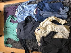 Tommy Hilfiger + Polo + Calvin Klein Outerwear