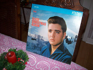 ELVIS  CHRISTMAS RECORD ( 1959 ORIGINAL )