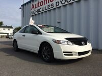 2009 HONDA CIVIC COUPE 57,883KM! LIQUIDATION! TEXTO 450-502-5138