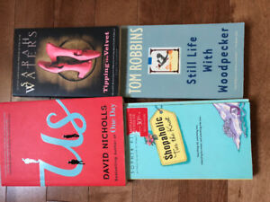 Set of 4 great books!