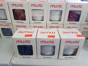 $9.99 Bluetooth Speakers