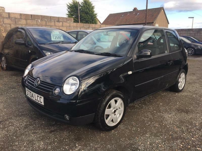 2004 volkswagen lupo 1 4 tdi pd sport hatchback 3dr diesel manual 119 in lochgelly fife. Black Bedroom Furniture Sets. Home Design Ideas