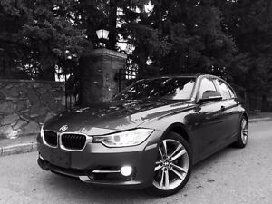 2013 BMW 328i X-Drive Sportline Technology AWD Low Kms $26,995
