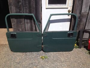 Jeep tj doors