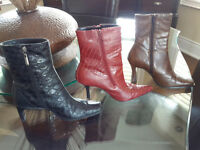Short boots ...20.00 each pair